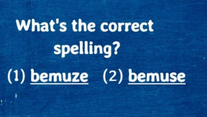 We Gave This Difficult Spelling Test To 50 Women And Only 2 Got A Perfect Score