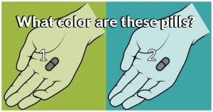 The Colors You See Will Determine Your Specific Age