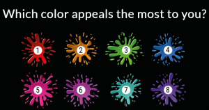 This Is The Connection Between Colors And Your Personality