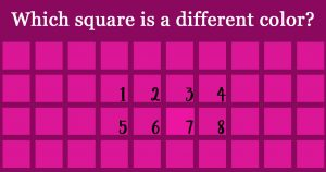 Only Glass-Wearers Can Pass This Visual Test. Can You?