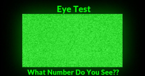 Can You Actually See As Well As You Think You Can?